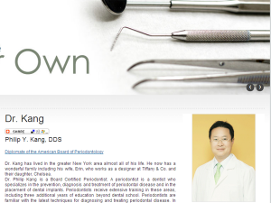 Philip Y. Kang, DDS, PC